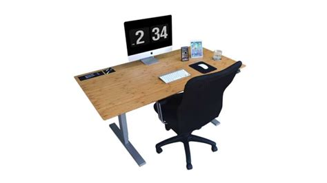 Jarvis Standing Desk Bamboo by Jarvis Bamboo Standing Desk Review