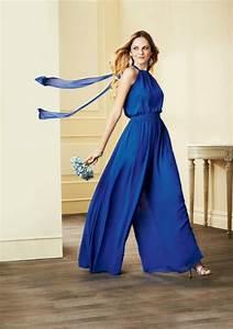 combinaison pantalon femme chic en 23 idees de mariage With robe pour mariage cette combinaison collier argent femme
