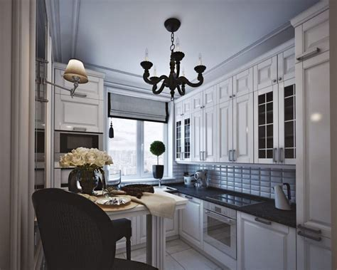 Gorgeous Neo Classical Apartment in Gray & Beige   Home