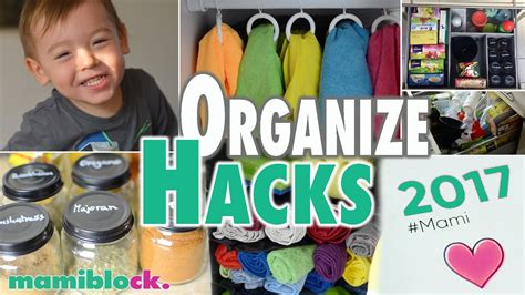 hacks alltag organisiere deinen mami alltag organize hacks mamiblock