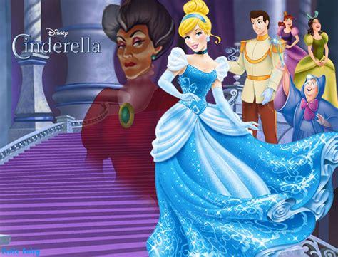 Cinderella Wallpaper New Version By Fenixfairy On Deviantart