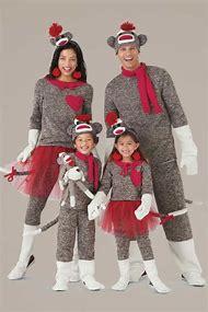 Monkey Family Halloween Costume