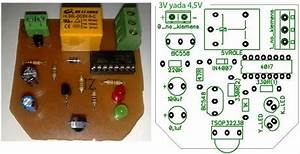 Infrared Ir Transceiver Project 555 Cd4017