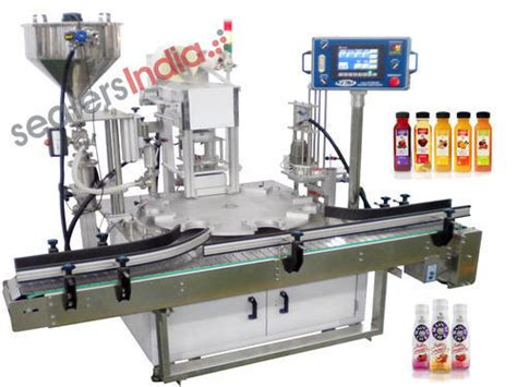 plastic bottle filling sealing capping machine vp   id