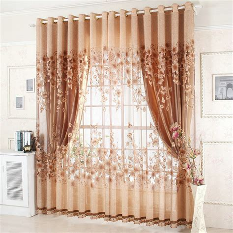 on sale ready made window curtains for living room bedding