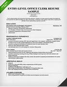 Entry Level Office Clerk Resume Sample Resume Genius Resume May 26 2012 Kenneth Smith 1130 Data Entry Clerk Resumes Clerk Resume Template For Legal Clerk Resume Dowload A Legal Clerk Resume Trial Attorney Resume Example Lawyer Resume Example Resume