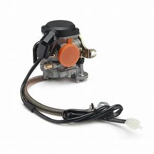 18mm Cvk Pd18j Carb Carburetor Gy6 50cc Scooter 139qmb