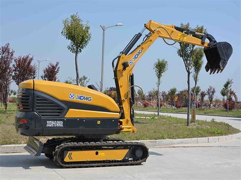 xcmg develops xer remote controlled excavator