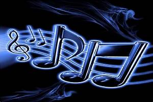 Neon Music Notes Background Car Iphone Wallpapers