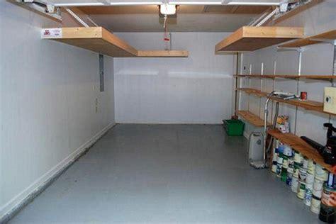 Diy Garage Shelves Ideas To Maximize Garage Storage