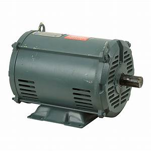 11 2 Hp 1740 Rpm 460 Vac 3ph 4