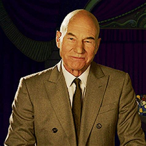 patrick stewart gif patrick stewart acting reaction gifs