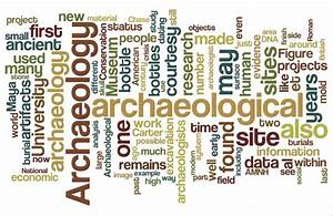 Home - Archaeology