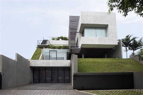 project whouse desain arsitek oleh studio air putih arsitag