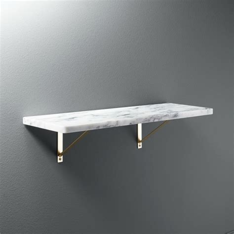 marble wall mounted shelf  reviews cb