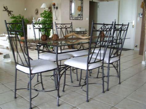 le bon coin chaises salle a manger table fer forge chaises clasf