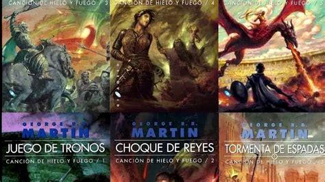 Descargar Libros Juego De Tronos (game Of Thrones)