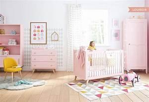 maisons du monde 10 chambres bebe enfant inspirantes With deco chambre bebe fille rose