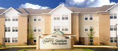quarry station senior apartments  apartments
