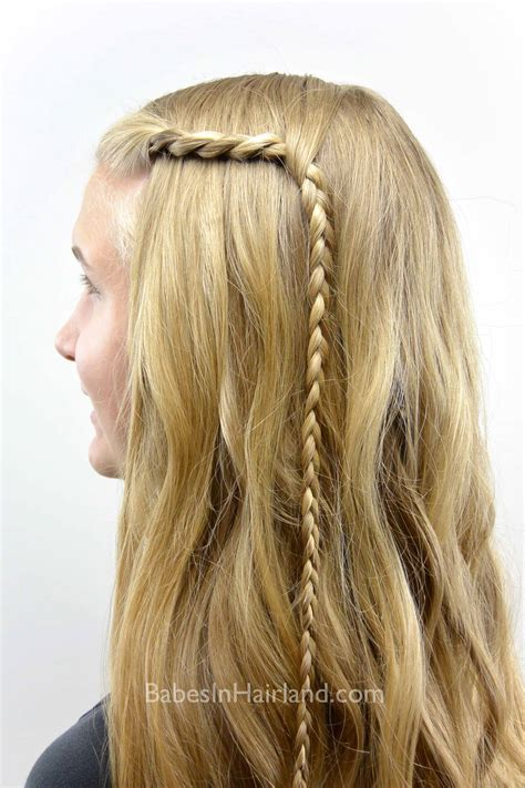 Easy Hairstyles That Can Do by 25 Hairstyles You Can Do Yourself