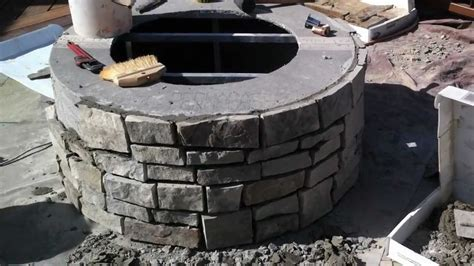 how to build a gas pit building a gas pit pit installation part 1