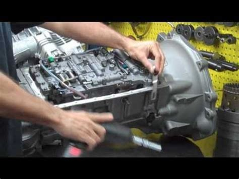 transmission control 2010 toyota camry security system ipt performance transmissions a750e f valve body installation youtube