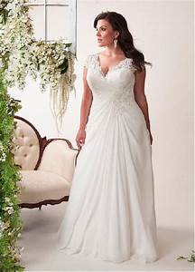 bling brides elegant wedding dress chiffon plus size With plus size bling wedding dresses