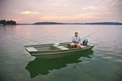 Jon Boat Value by Jon Polar Kraft Boats The Best Value In Boating