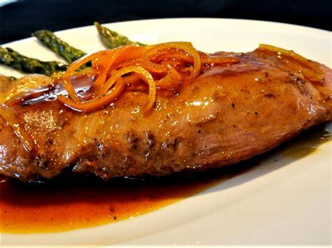 cuisiner filet de canard filets de canard aux agrumes la recette facile par
