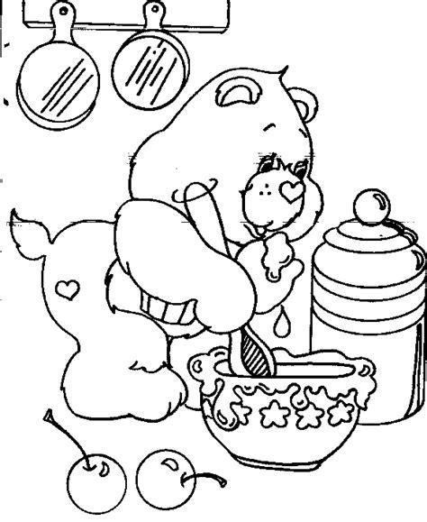 dessin animé de cuisine nos jeux de coloriage cuisine à imprimer gratuit