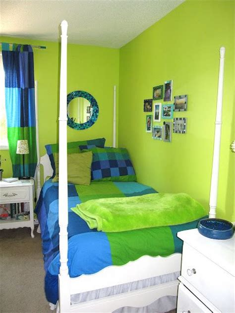 Bedroom Designs Lime Green by Lime Green Bedroom House Projects Green Bedroom Design