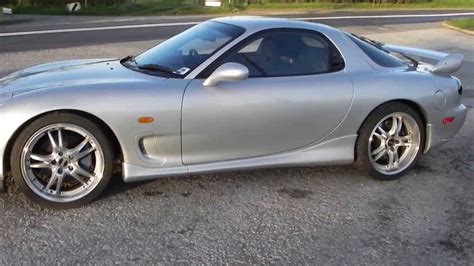 1999 Mazda Rx-7 Series 8 In Silver 500bhp+ Bridgeport