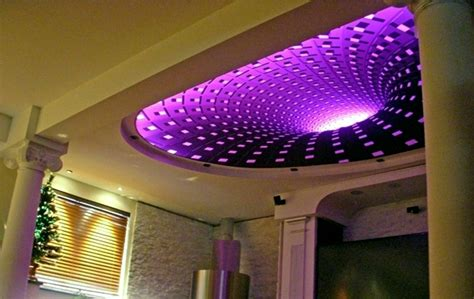 indirect ceiling lighting offers  ultimate comfort