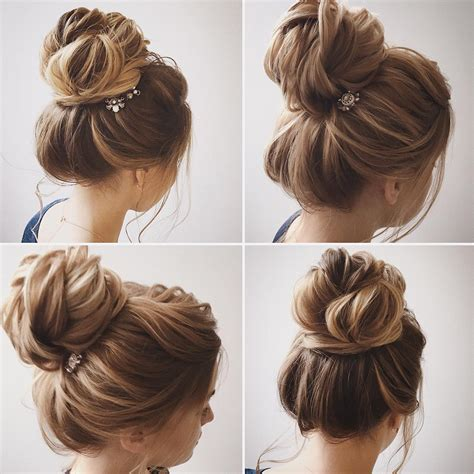 chignon cuisine 10 chignon buns for every occasion season s best