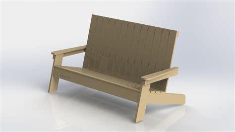 easy adirondack chair plan www eoutset