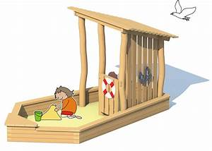 Sandkasten Selber Bauen Schiff : sandkasten schiff selber bauen sandkasten aus holz 30 super designs sandkasten selber bauen ~ Watch28wear.com Haus und Dekorationen