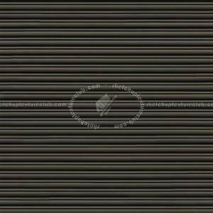 Corrugated metal texture seamless 10007