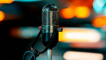 4k Microphone Ultra Sound Device Wallpapers Microphones