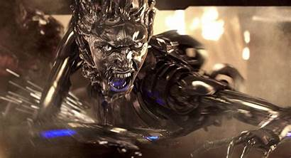 Terminator Machines Rise Background