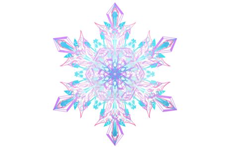 Transparent Background Snowflake Border by 15 Snowflake Png Transparent Background For Free