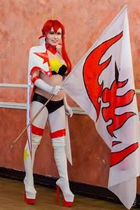 Yoko Littner cosplay by AliceBlacfox.deviantart.com on ...