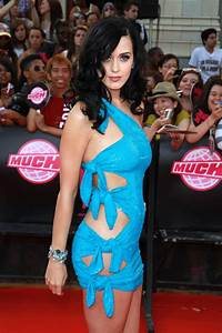 Katy Perry One Shoulder Dress Sexy Display | Cooloh