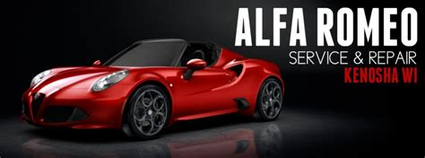 Alfa Romeo Maintenance And Repair Kenosha Wi
