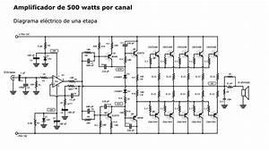 Calculo De Tensi U00f3n Y Amperios Para Amplificador
