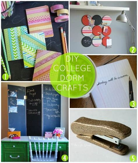 32 Best Images About Diy Crafts For College Students On