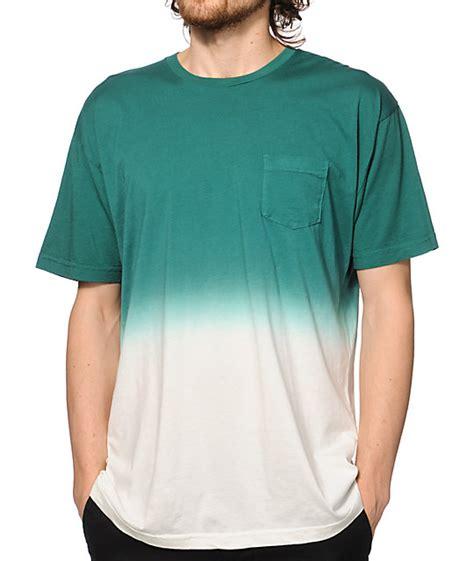 Imperial Motion Dip Dye Pocket T Shirt