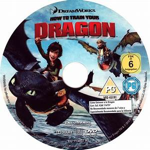 How To Train Your Dragon - Dvd, Front Cover