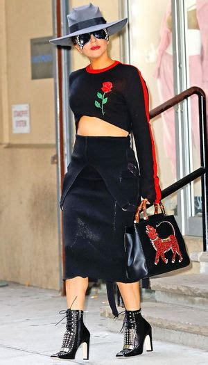Lady Gaga Just Entered a Whole New Era of Outlandish Outfits | 15 M...
