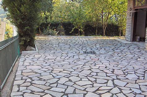 pavimentazione cortile esterno impresa edile bergamo lavori eseguiti dalla impresa