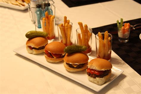 mini cuisine mini food big taste burgers and fries post 1 of 4